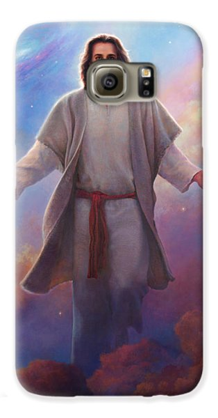 Sacred Space Galaxy S6 Case by Greg Olsen