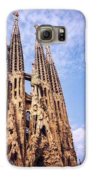 Sagrada Familia Galaxy S6 Case by Sandy Taylor