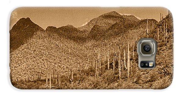 Saguaro Hillsides Tint  Galaxy S6 Case
