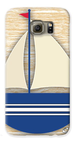 Sailing Collection Galaxy S6 Case by Marvin Blaine