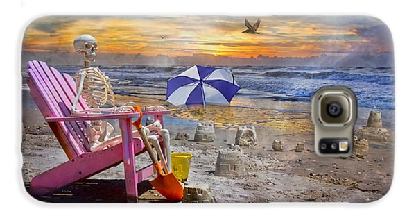 Sam's  Sandcastles Galaxy S6 Case