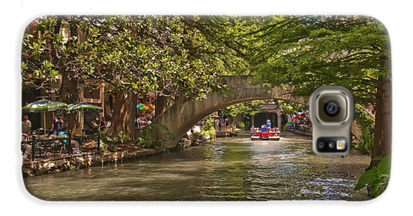 San Antonio Riverwalk Galaxy S6 Case