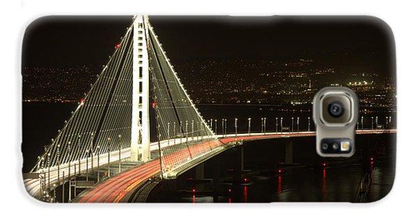 San Francisco Bay Bridge New East Span Galaxy S6 Case