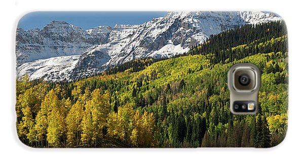 Galaxy S6 Case featuring the photograph San Juan Landscape by Aaron Spong