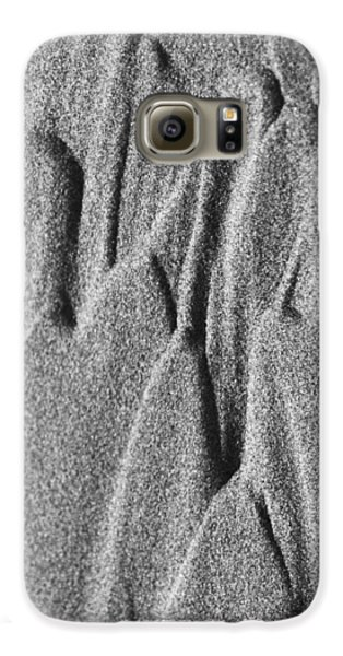 Galaxy S6 Case featuring the photograph Sand Castle by Yulia Kazansky