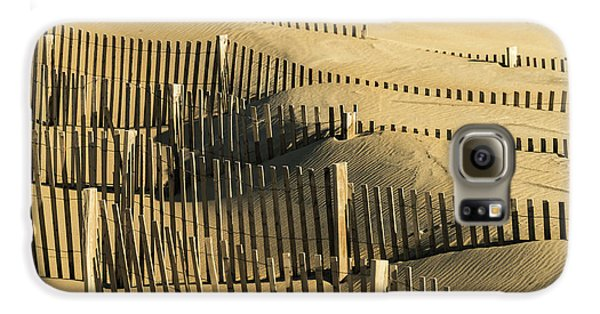 Sand Dunes Of The Outer Banks Galaxy S6 Case