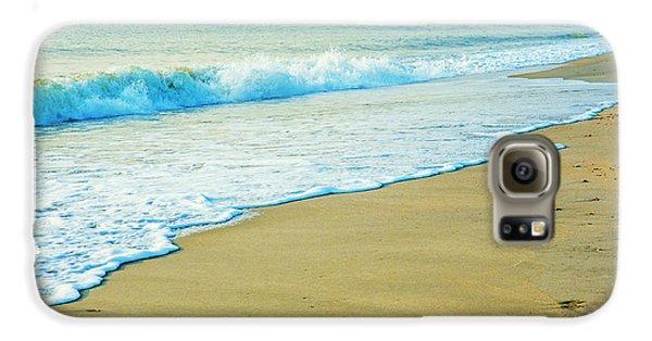 Sandy Hook Beach, New Jersey, Usa Galaxy S6 Case