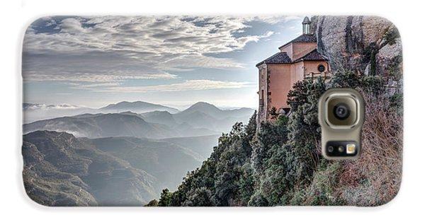 Santa Cova De Montserrat, Catalonia Galaxy S6 Case