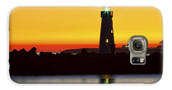 Santa Cruz Lighthouses Galaxy S6 Case