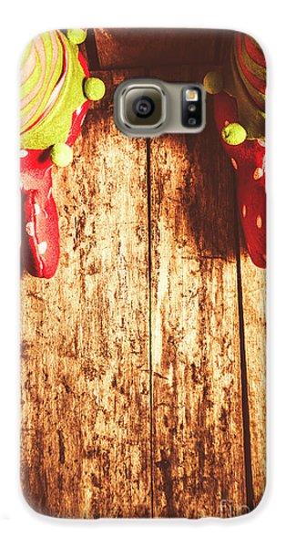 Elf Galaxy S6 Case - Santas Little Helper by Jorgo Photography - Wall Art Gallery