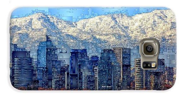 Santiago De Chile, Chile Galaxy S6 Case