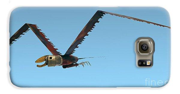 Saw Bird -raptor Galaxy S6 Case