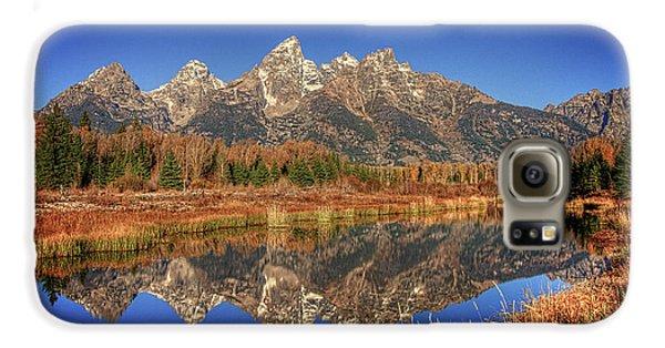 Schwabacher Landing Grand Teton National Park Galaxy S6 Case