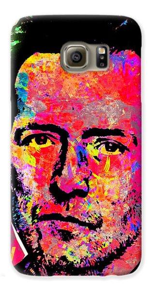 Stone Temple Pilots Galaxy S6 Case - Scott Weiland 2 by Otis Porritt
