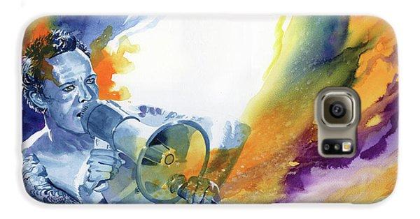 Stone Temple Pilots Galaxy S6 Case - Scott Weiland by Ken Meyer