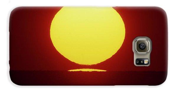 Sea Of Japan Galaxy S6 Case by Tatsuya Atarashi