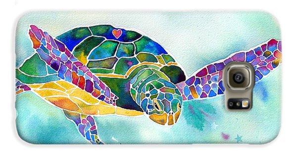 Sea Weed Sea Turtle  Galaxy S6 Case
