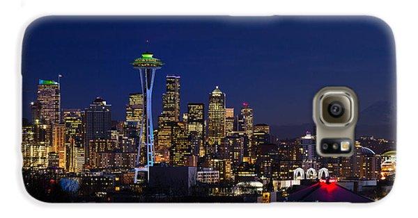 Seattle Seahawks Space Needle Galaxy S6 Case
