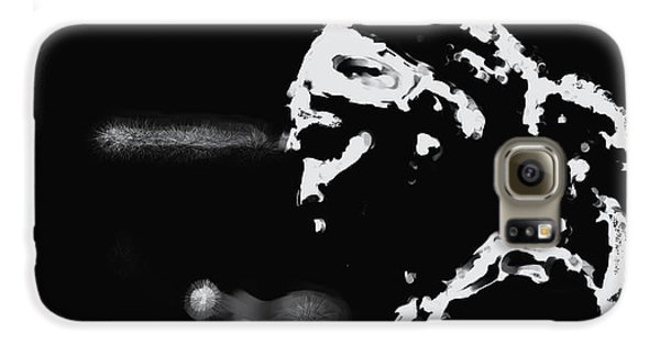 Venus Williams Galaxy S6 Case - Serena Williams 022 by Brian Reaves