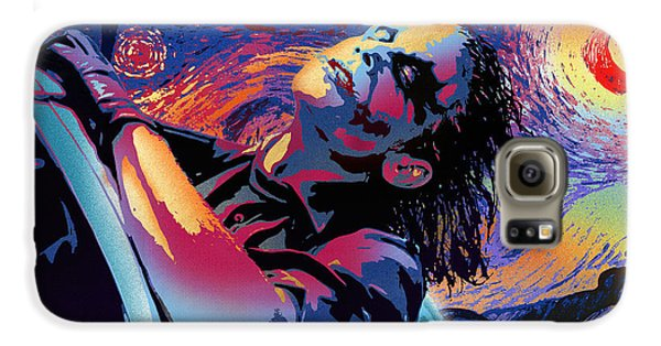 Serene Starry Night Galaxy S6 Case