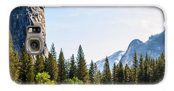 Yosemite National Park Galaxy S6 Case - Serenity by Az Jackson