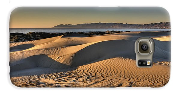 Serenity In The Dunes Galaxy S6 Case
