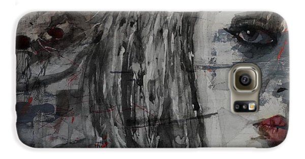 Set Fire To The Rain  Galaxy S6 Case by Paul Lovering