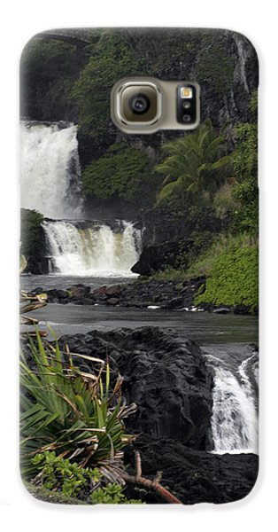 Seven Sacred Pools Galaxy S6 Case
