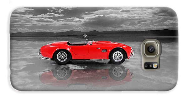 Shelby Cobra 1965 Galaxy S6 Case by Mark Rogan