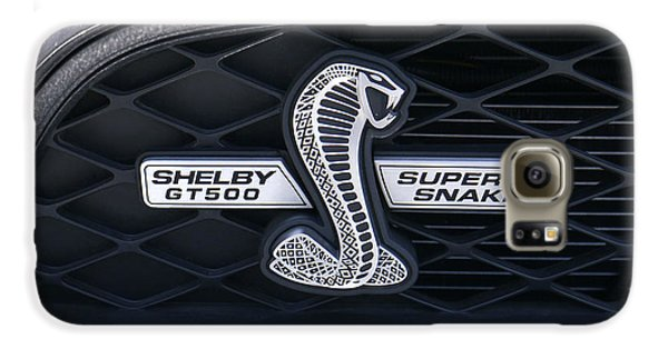 Shelby Gt 500 Super Snake Galaxy S6 Case