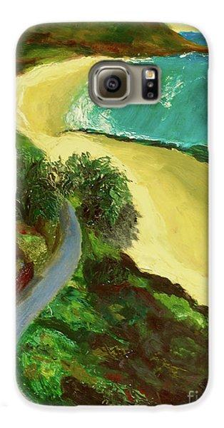 Shelly Beach Galaxy S6 Case
