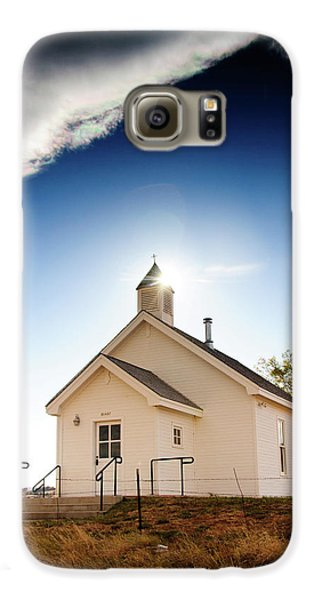Shelter From The Storm Galaxy S6 Case