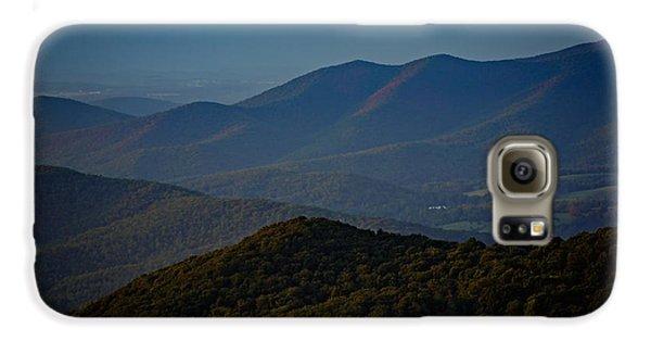 Shenandoah Valley At Sunset Galaxy S6 Case