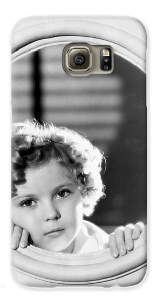 Shirley Temple (1928-2014) Galaxy S6 Case by Granger