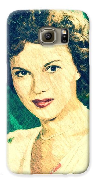 Shirley Temple By John Springfield Galaxy S6 Case