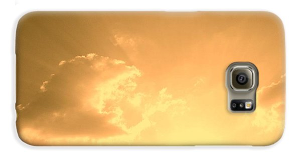 Galaxy S6 Case - Silence by Orphelia Aristal