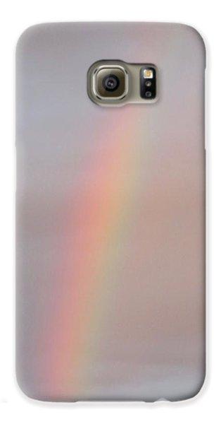 Simple Desert Rainbow Galaxy S6 Case