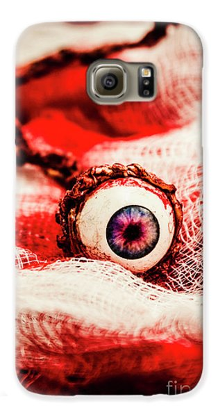 Visual Galaxy S6 Case - Sinister Sight by Jorgo Photography - Wall Art Gallery