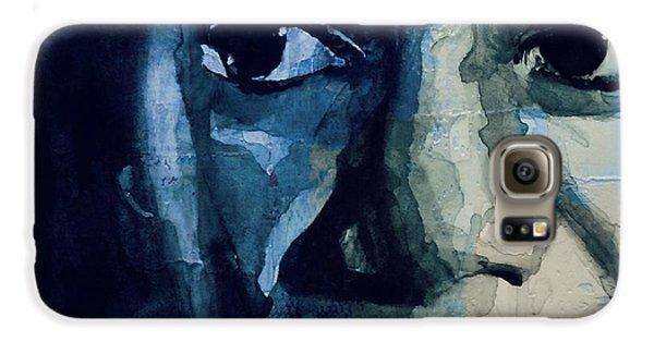 Rhythm And Blues Galaxy S6 Case - Sinnerman - Nina Simone by Paul Lovering