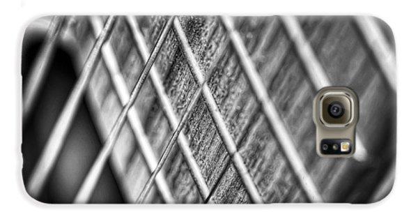 Guitar Galaxy S6 Case - Six Strings by Scott Norris