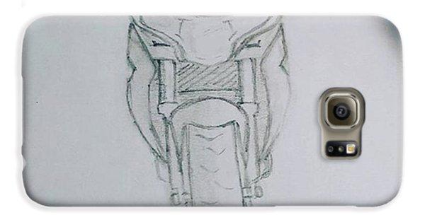 Sket Cbr250r #cbr250r Galaxy S6 Case