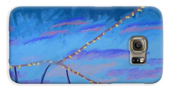 Galaxy S6 Case - Sky Lights by Robee B