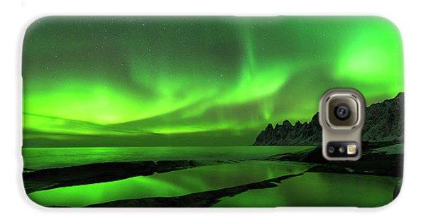 Skydance Galaxy S6 Case by Alex Lapidus