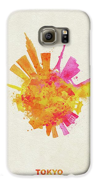 Skyround Art Of Tokyo, Japan  Galaxy S6 Case