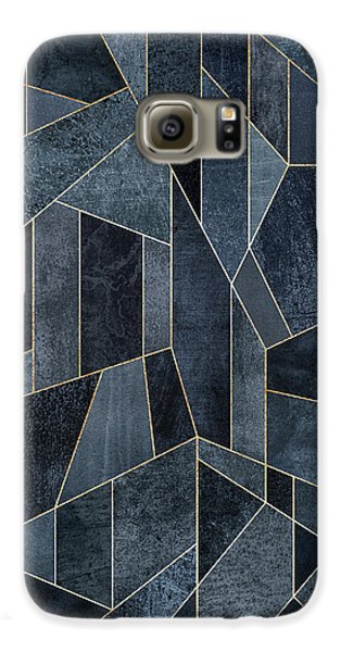 Abstract Galaxy S6 Case - Skyscraper 1 by Elisabeth Fredriksson