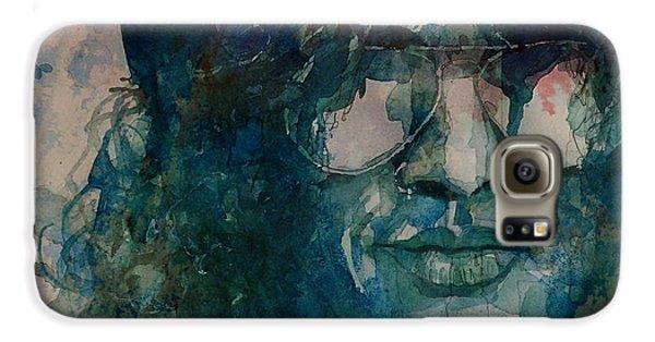 Musician Galaxy S6 Case - Slash  by Paul Lovering