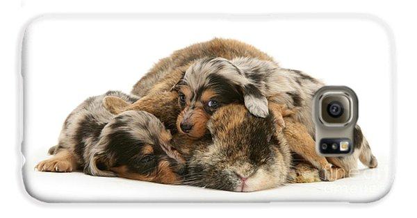 Sleep In Camouflage Galaxy S6 Case