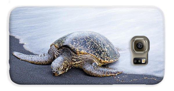 Sleepy Honu Galaxy S6 Case