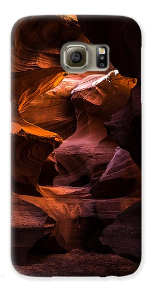 Slot Canyon Red Galaxy S6 Case