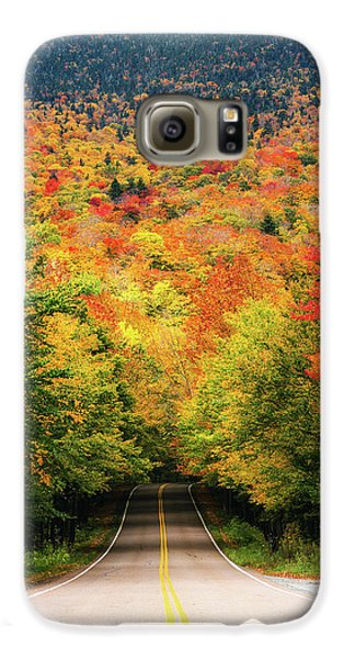 Smuggler's Notch Galaxy S6 Case
